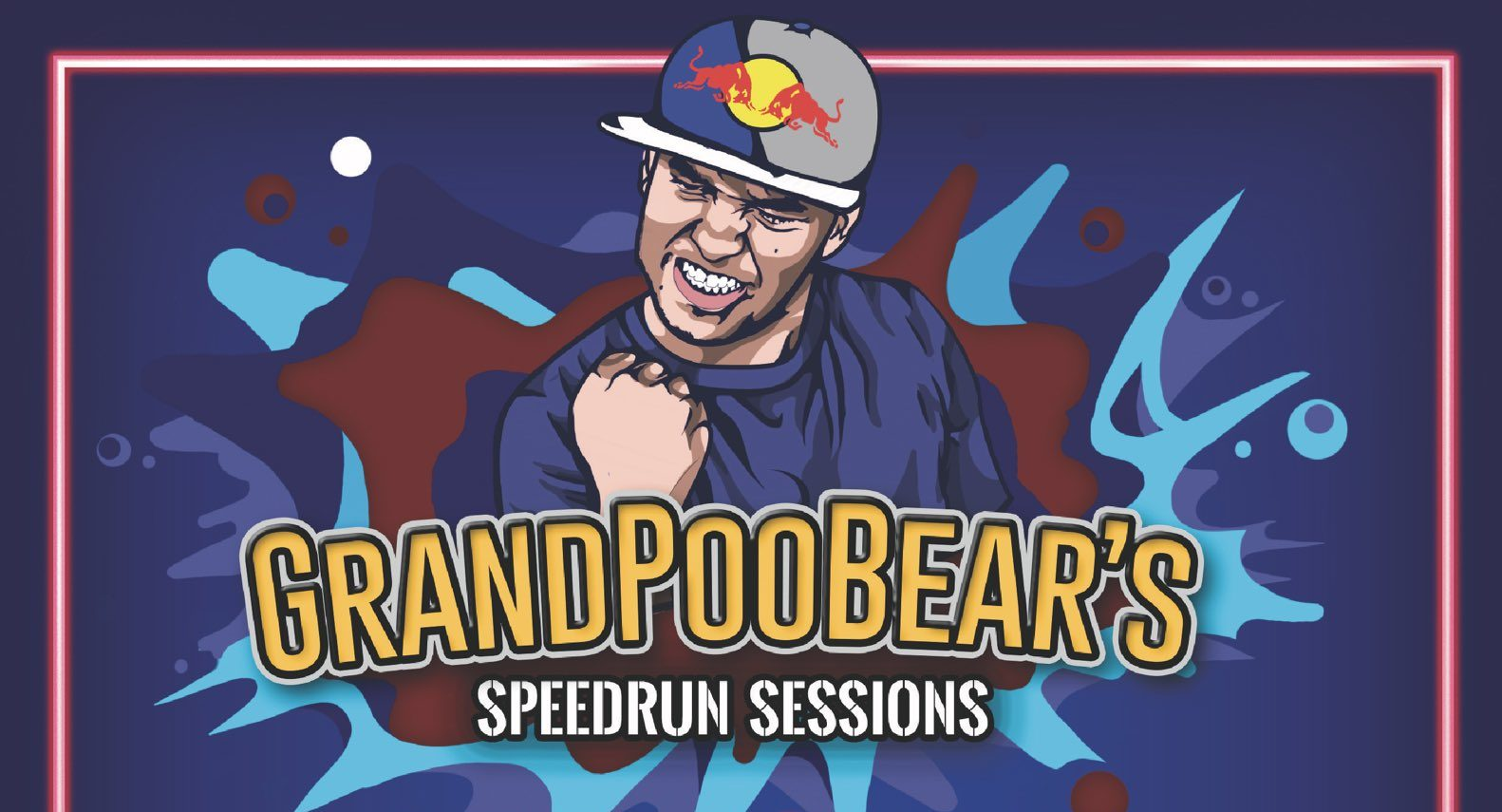 GrandPooBear's SpeedRun Sessions – Splash